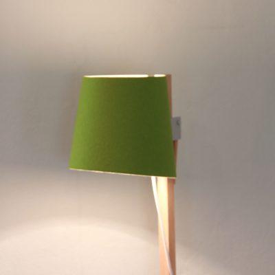 Filz-Lampe Detail