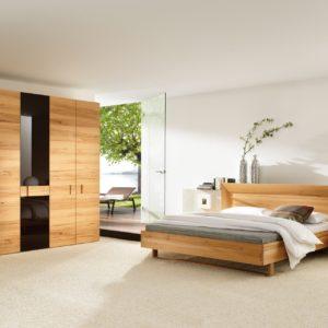 Schlafzimmer Rio in Kernbuche