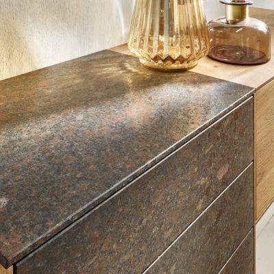 Puro Stone, Detail Stein Coffee Brown